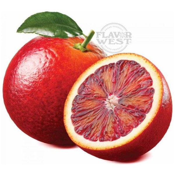 Flavor West 10ml Concentrated Blood Orange Flavor for Eliquid / Ejuice DIY / Self Mixing-0