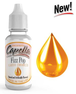 Capella 10ml Concentrated Fizz Pop Flavor for Eliquid / Ejuice DIY / Self Mixing-0