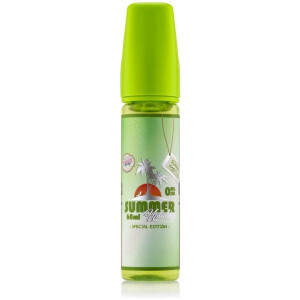 SUMMER HOLIDAYS BY DINNER LADY - SUNSET MOJITO 60ML 3MG - Limited edition-0