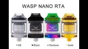 Oumier - Wasp Nano RTA 2.0ml-0