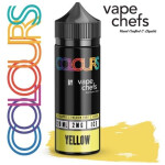 Colours By Vape Chefs Yellow 120ml Bottle
