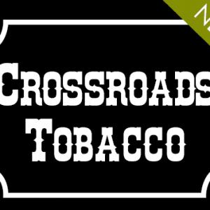 Craft Vapour - Crossroads Tobacco 60ML (6MG) -0