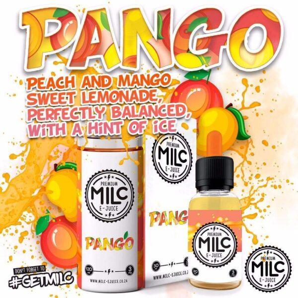 MILC - Pango E-liquid - 30ML-3082