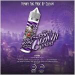 Gallo Lychee Blackcurrant by The Fog Clown E Liquid 60ml -0