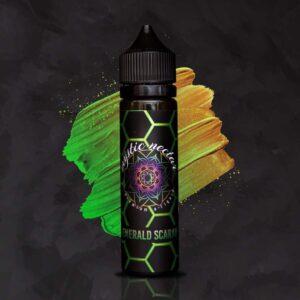 Mystic Nectar - Emerald Scarab -3mg/ml (0.3%) - 60ml-0