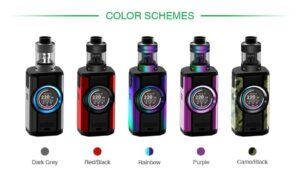 Aspire Dynamo 220W TC Vape Kit With Nepho Tank-0