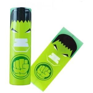 Hulk battery wraps | 18650 Single wrap
