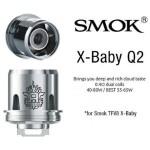 SMOK TFV8 X-Baby-Q2 Coil Head - 0.4 OHM - Single Coil-0