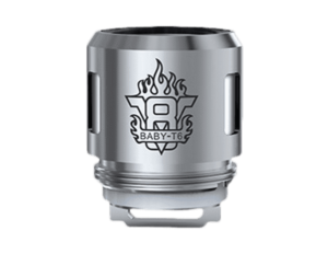 Smok TFV8 Baby T6 Coils 0.20 Ohm-Single Coil-0