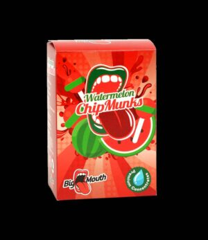 10ml Big Mouth - ChipMunks - One Shot Concentrated Flavour - Makes 100ml Eliquid-0