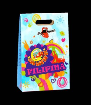 10ml Big Mouth - Filipina - One Shot Concentrated Flavour - Makes 100ml Eliquid-0