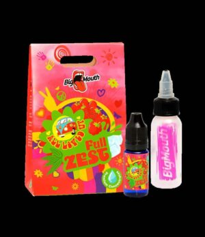10ml Big Mouth - Full Zest - One Shot Concentrated Flavour - Makes 100ml Eliquid-0