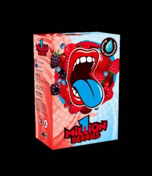 10ml Big Mouth - 1 Million Berries - One Shot Concentrated Flavour - Makes 100ml Eliquid-0