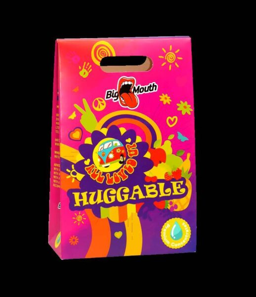 10ml Big Mouth - Huggable - One Shot Concentrated Flavour - Makes 100ml Eliquid-0