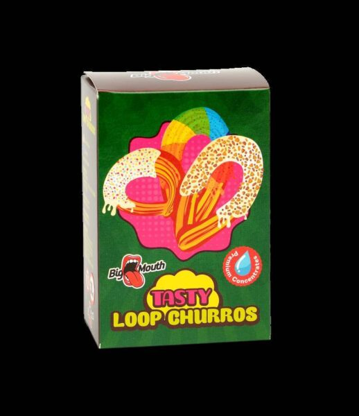 10ml Big Mouth - Loop Churros - One Shot Concentrated Flavour - Makes 100ml Eliquid-0