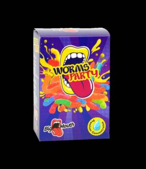10ml Big Mouth - Worms Party - One Shot Concentrated Flavour - Makes 100ml Eliquid-0