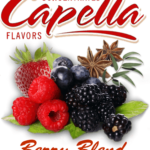 Capella 10ml Concentrated Berry Blend Flavor for Eliquid / Ejuice DIY / Self Mixing-0