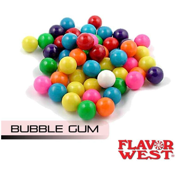 Flavor West 10ml Concentrated Bubble Gum Flavor for Eliquid / Ejuice DIY / Self Mixing-0