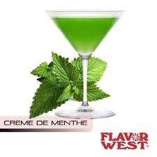 Flavor West 10ml Concentrated Creme De Menthe Flavor for Eliquid / Ejuice DIY / Self Mixing-0