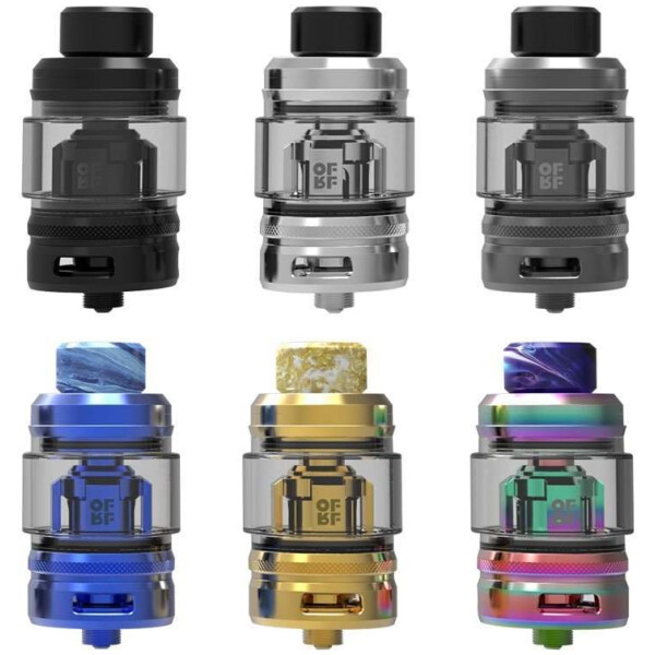 OFRF NexMESH Sub-Ohm Tank 4ml-0