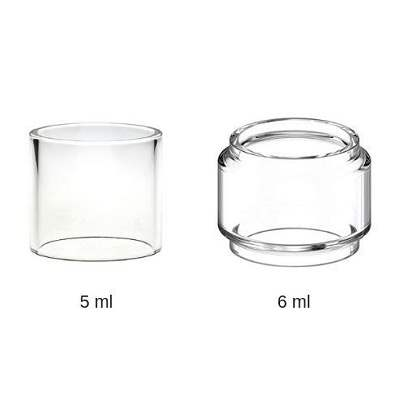 Uwell Crown 4 / IV Replacement Bubble Glass Tube 6ml-0
