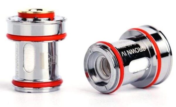 Uwell Crown IV Replacement Dual SS904L Coil 0.4ohm-0