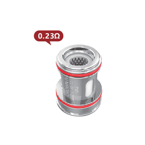 Uwell Crown IV Replacement UN2 Mesh Coil 0.23ohm-0