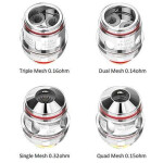 Uwell Valyrian II Coil TPD Stainless Steel 0.15ohm Quadruple-0