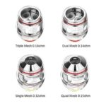 Uwell Valyrian II Coil TPD Stainless Steel 0.14ohm UN2-2 Dual Meshed -0