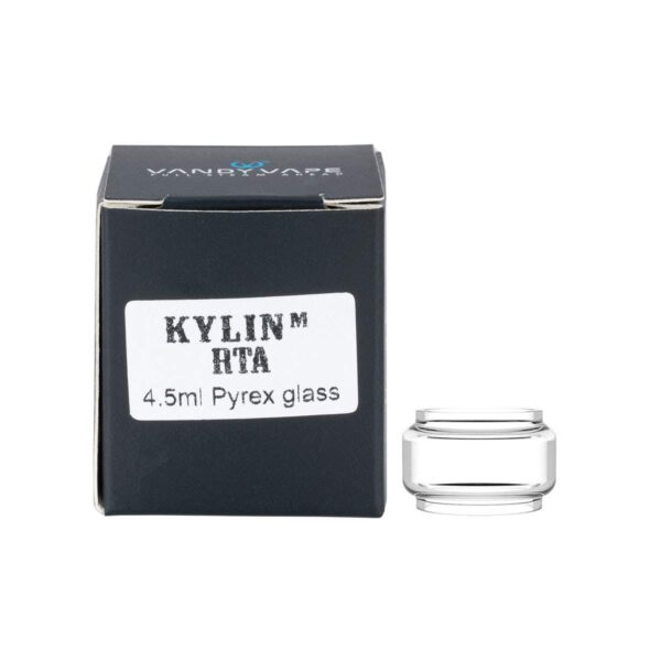 Vandy Vape Kylin M RTA Bubble Glass Tube 4.5ml 1PCS-0
