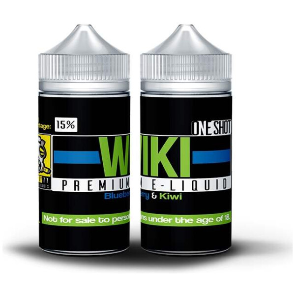 SICK BOY 77 ONE SHOT Concentrated Flavour - WIKI 30ML - MAKES 200ml+ Eliquid