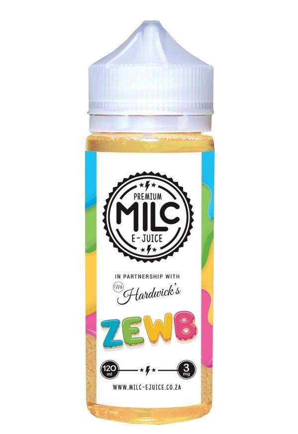 Zewb E-liquid 3mg 60ml