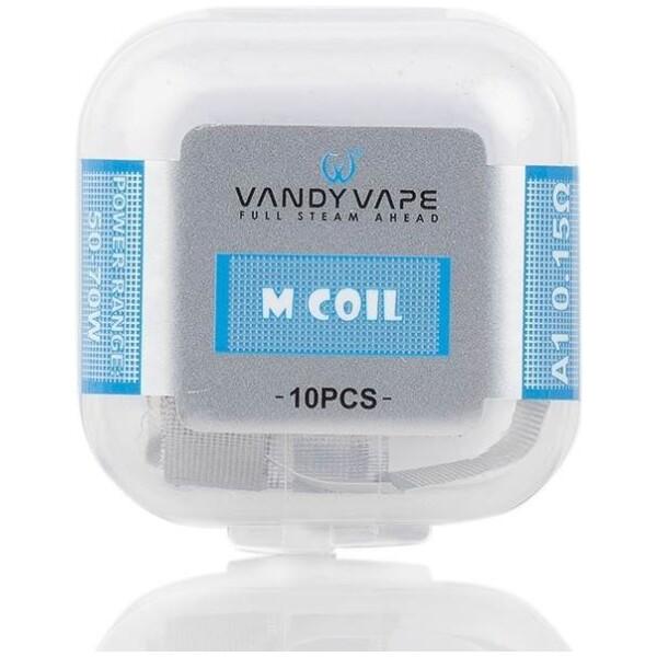 Vandy Vape Kylin M A1 Mesh Coil - 0.15ohm