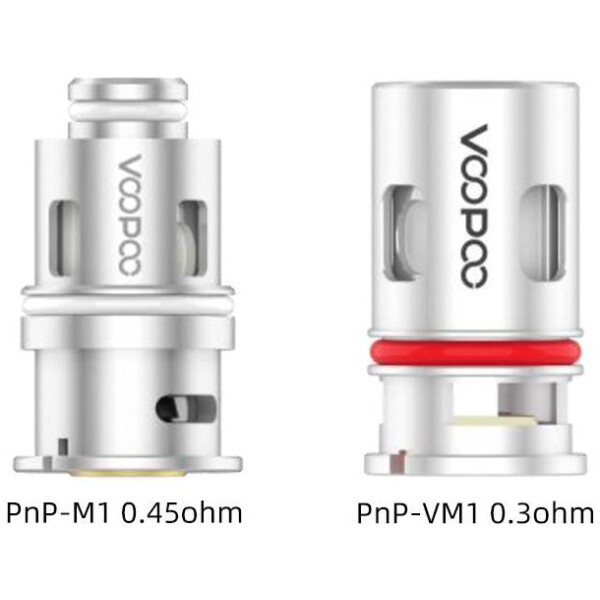 VOOPOO PNP VM1 Coil for Vinci 0.3ohm