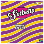 Sorbetto Tornado Popsicle 2mg | 60ml E-Liquid