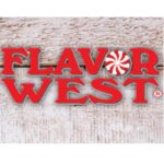Flavor West Salted Caramel | 10ml Concentrated Flavor for DIY | Self Mixing