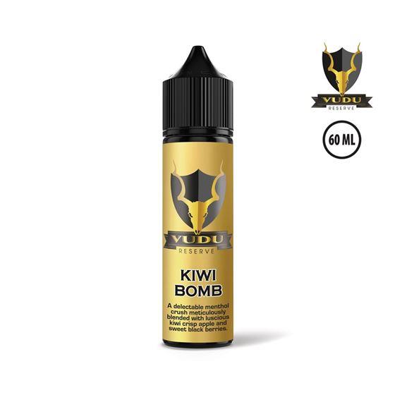 Vudu Reserve Kiwi Bomb Eliquid   60ml 3mg