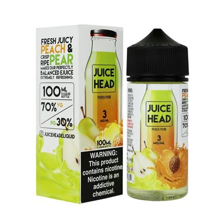 Juice Head Peach Pear