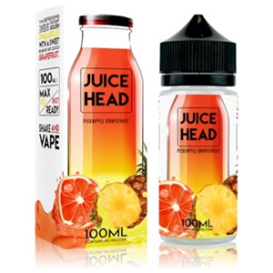 Pineapple Grapefruit | Juice Head | 100ml 3mg