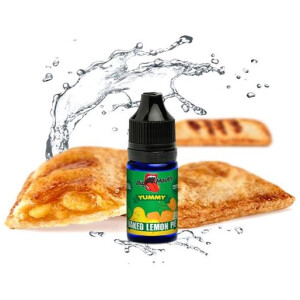 Big Mouth Baked Lemon Pie | 10ml One Shot Concentrated Flavour | Makes 100ml Eliquid
