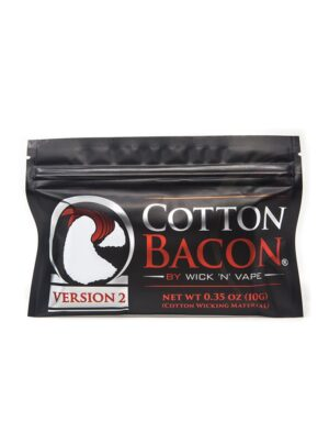 Cotton Bacon Version 2.0 | Wick 'n Vape