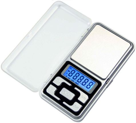 DIY E-liquid Pocket Scale