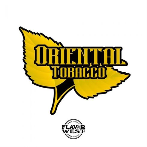 Flavor West Oriental Tobacco | 10ml Concentrated Flavor for DIY | Self Mixing
