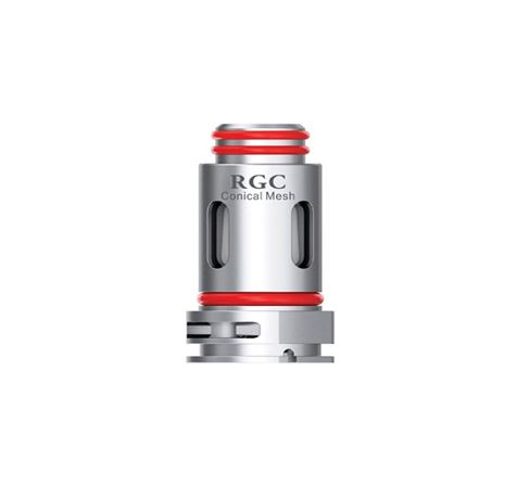 Smok RPM80 RGC Conical Mesh Coil | 0.17Ohm | Single Coil
