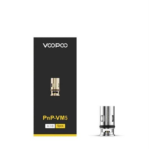 VOOPOO PNP VM5 Mesh Coil for Vinci | 0.2ohm