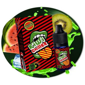 Big Mouth Kiwi Chiller | 10ml One Shot Concentrated Flavour | Makes 100ml Eliquid