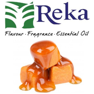Reka Sweet Caramel | 10ml One Shot Concentrated Flavour | Makes 100ml Eliquid