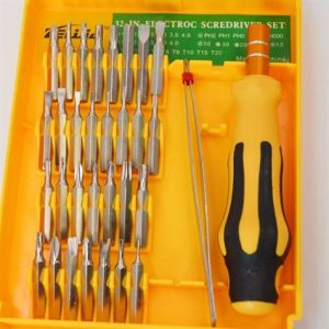 32 in 1 Multifunction Screwdriver Set | Tool Kit