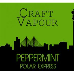 Craft Vapour | Polar Express 60ML (3MG)