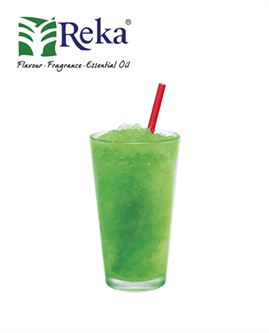 Reka Green Slushie   10ml Concentrated Flavour